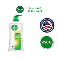 Sữa tắm Dettol kháng khuẩn - Chai 950g