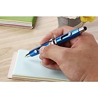 Bút bi 3 in 1 kiêm bút cảm ứng, đồ chơi con quay - Màu ngẫu nhiên
