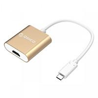 Cáp Chuyển Đổi USB Type C sang HDMI Orico ( USB C to HDMI ) - Hàng Nhập Khẩu