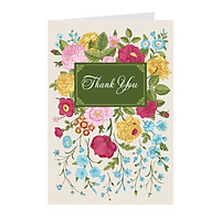 Thiệp cám ơn, thank you Greenwood Premium (240)