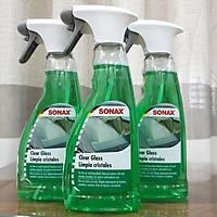 Chai xịt vệ sinh làm sạch và trong kính lái Sonax Clear Glass 338241 500ml