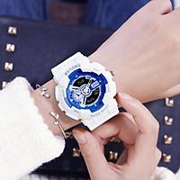 Đồng hồ thể thao  nữ trẻ trung, năng động phong cách Hàn Quốc