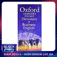 Oxford Learners Pocket Dictionary of Business English: Essential Business Vocabulary In Your Pocket