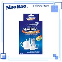 Chất Tẩy Rửa Cốc Chén Siêu Sáng Bóng Mao Bao 15g x4 gói