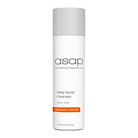 Sữa rửa mặt asap daily facial cleanser 200ml