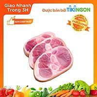 [Chỉ giao HN] - Khoanh giò Heo đã cắt khúc NKP (1kg) - được bán bởi TikiNGON - Giao nhanh 3H