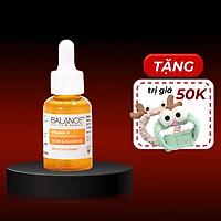 Serum Vitamin C Balance Trắng Da, Giảm Thâm Active Formula Brightening 30ml + Tặng Kèm Băng Đô Cao Cấp
