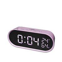 Đồng Hồ Để Bàn Thông Minh ARIZE Bandiz Mirror Digital Desk Clock - Hàng Chính Hãng