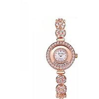 Đồng Hồ Nữ Dây Đính Đá Royal Crown 5308RG (25mm) - Vàng Hồng