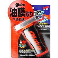Dung Dịch Tẩy Ố, Tẩy Nano Kính Ô Tô Glaco Compound Roll On G-47T Soft99 Japan 100ml