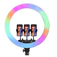 Đèn led Ring tròn đổi màu RGB MJ18
