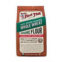 Bột mì nguyên cám hữu cơ