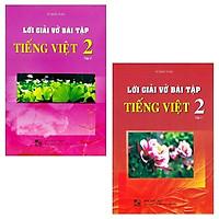 Combo Lời Giải Vở Bài Tập Tiếng Việt Lớp 2: Tập 1 Và 2 (Bộ 2 Tập)