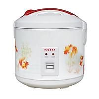 NỒI CƠM ĐIỆN SATO S18-86D 1.8L - Hàng Chính Hãng