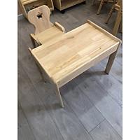 Bộ bàn ghế MesaSilla size M - Bàn ghế cho bé, bàn ghế cho trẻ mầm non, bàn ghế học cho em bé
