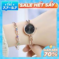Đồng hồ nữ thời trang Hàn Quốc mặt nhỏ JW-6337 - Hàng chính hãng