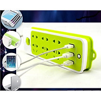 Ổ Điện Đa Năng Chống Giật 3 Cổng USB và 9 ổ cắm iCART