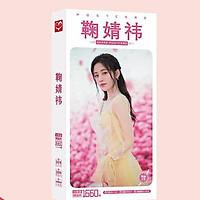 Postcard Cúc Tịnh Y 1660 ảnh hộp ảnh bộ ảnh có ảnh dán sticker lomo bưu thiếp hình ảnh thần tượng Trung Quốc đẹp dễ thương tặng ảnh thiết kế vcone