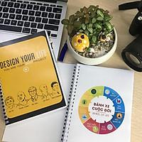 Sổ tay Planner lập kế hoạch kiểm soát thời gian hàng ngày - Design your life