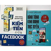 Sách - Combo Bán hàng, quảng cáo và kiếm tiền trên Facebook +