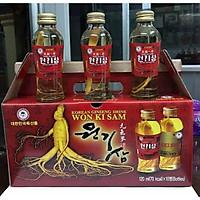 Thùng Nhân sâm Hàn quốc Won Ki Sam - Thùng 10 chai