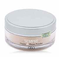 Phấn Bột Sempre Happy & Please Powder #2 Geo_Py36
