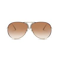 Vintage Fashion Sunglasses Metal Frame Sun Glasses Retro Eyewear Shades UV400 Protection Glasses for Men and Women