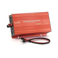 Bộ đổi nguồn 12V sang 220V SUNTEK Pure sin wave inverter 1500W - Hàng chính hãng