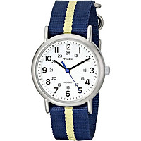 Đồng hồ Unisex Timex Weekender Nylon Strap Watch - T2P142 (38mm)