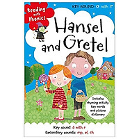 Hansel and Gretel (Reading with Phonics) Hardcover