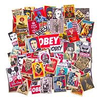 Set 100 Sticker - Obey