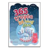 Sách: 365 Truyện Kể Hằng Đêm - Mùa Đông