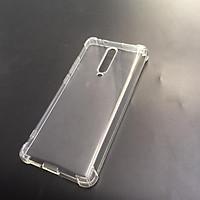 Ốp lưng silicon cho Xiaomi Redmi K20/ K20 Pro - chống sốc gờ cao 4 góc trong suốt