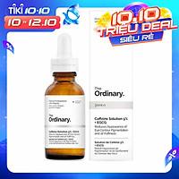 Serum Giảm Quầng Thâm Và Bọng Mắt The Ordinary Caffein Solution 5% + EGCG 30ml