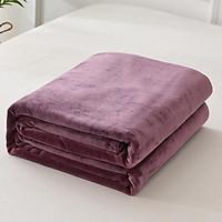 Chăn lông thỏ Blanket loại 2.3kg - siêu mềm, mịn