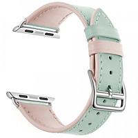 Dây đeo JINYA Twins Leather cho Apple Watch - Hàng chính hãng