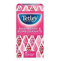 Trà berry lựu đỏ Tetley (25 túi trà / hộp)