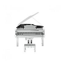 Mô Hình Kim Loại 3D Đẹp - Độc - Lạ: Grand Piano (Nhạc cụ) - Mô Hình Sưu Tầm, Mô Hình Trang Trí, Quà Tặng Mô Hình