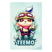 Sổ Tay Sketchnote (14 x 10 cm) 100 Trang – Teemo