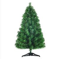 Cây Thông Giả Trang Trí Nhà Dịp Giáng Sinh Năm Mới Bằng Nhựa Pvc (45Cm / 60Cm)