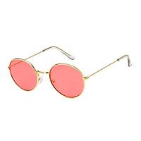 Round Shape Men Women Sunglasses Unisex UV400 Protective Eyewear Sunglasses