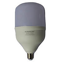 Bóng Đèn Led Bulb Công Suất Lớn Sunhouse SHE-BULB-40W-S - Chính Hãng