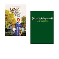 Combo 2 cuốn sách: Anne Tóc Đỏ Và Ngôi Nhà Mơ Ước + Bắt trẻ đồng xanh