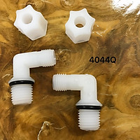 2 Cút nối quả lọc nước - Máy lọc nước RO - Dùng cho các loại máy lọc nước 4044Q hàng nhập khẩu Đài Loan