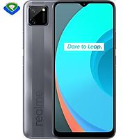 Điện thoại Realme C11 2021 2GB/32GB (RMX3231) - Hàng chính hãng, Bảo hành chính hãng, Nguyên Seal, Phiên bản 2021