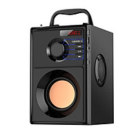 EARISE F10 outdoor bluetooth speaker square dance audio card wireless subwoofer u disk home portable car high power small impact radio push black