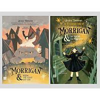 Combo 2 cuốn sách văn học giả tưởng huyền bí - Xứ Nevermoor diệu kỳ: Morrigan Và Những Thử Thách Gay Cấn + Morrigan và lời triệu hồi của Wundersmith