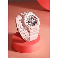 Đồng hồ nữ Julius Hàn Quốc JA 1276 dây Silicon phiên bản Thể Thao Cá Tính