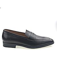 Giày tây da nam công sở sang trọng cao cấp - giày lười - GT