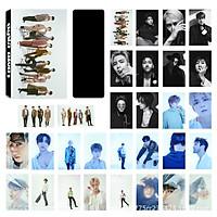 Lomo card Super Junior 30 thẻ ảnh